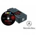 MaxiECU 2 spécial Mercedes Benz