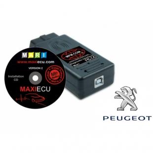 MaxiECU 2 spécial Peugeot