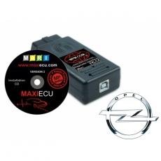 MaxiECU 2 spécial Opel