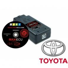 MaxiECU 2 spécial Toyota