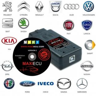 MaxiECU 2 Pro - MultiMarques