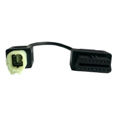 Adapter OBD2 for Honda 4-pin Suitcase diagnosis - SPECIAL MOTORCYCLE