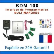 Interface BDM 100 - Programmation - Compatible BDM Frame - MPPS - GALLETTO KESS