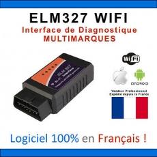 WIFI ELM327 Sans Fil Auto Voiture Diagnostic Scanner Pr iPhone iPad
