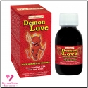 Demon Love - 100ml - Booster Libido - Aphrodisiac for the couple
