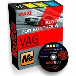 Licence Maxiecu pour Audi, VW, Seat et Skoda